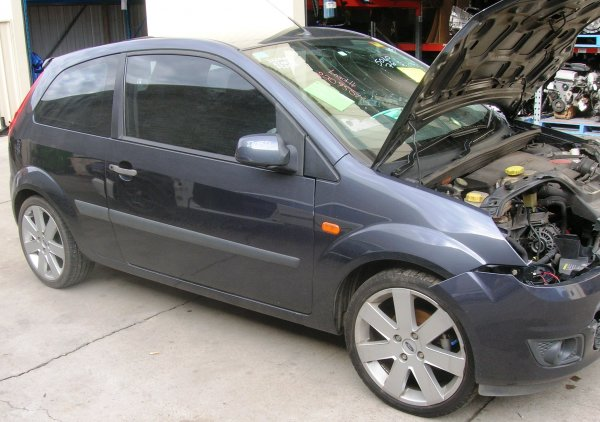 2006 FORD FIESTA | Dismantling Now | Penrith Auto Recyclers are dismantling major brand cars right now! We offer fully tested second hand, used car parts and genuine or aftermarket products for most of the major brands. (../../dc/gallery/A00106_B_1.jpg)