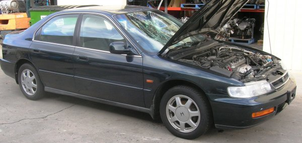 1996 HONDA ACCORD | Dismantling Now | Penrith Auto Recyclers are dismantling major brand cars right now! We offer fully tested second hand, used car parts and genuine or aftermarket products for most of the major brands. (../../dc/gallery/A00112_B.jpg)