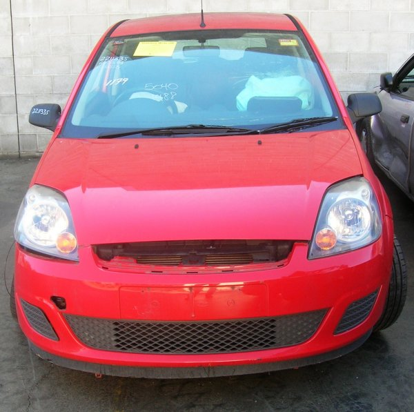 2007 FORD FIESTA | Dismantling Now | Penrith Auto Recyclers are dismantling major brand cars right now! We offer fully tested second hand, used car parts and genuine or aftermarket products for most of the major brands. (../../dc/gallery/A00118_A.jpg)