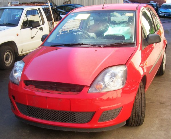2007 FORD FIESTA | Dismantling Now | Penrith Auto Recyclers are dismantling major brand cars right now! We offer fully tested second hand, used car parts and genuine or aftermarket products for most of the major brands. (../../dc/gallery/A00118_E.jpg)