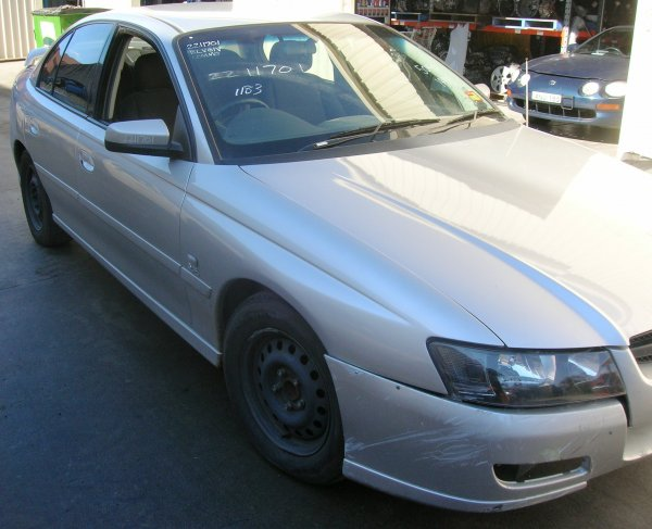 2005 VZ COMMODORE | Dismantling Now | Penrith Auto Recyclers are dismantling major brand cars right now! We offer fully tested second hand, used car parts and genuine or aftermarket products for most of the major brands. (../../dc/gallery/A00119_C.jpg)