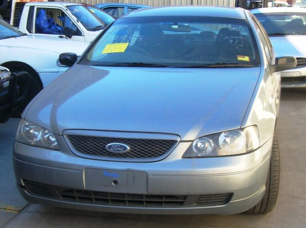 2004 BA FALCON LOW KMS | Dismantling Now | Penrith Auto Recyclers are dismantling major brand cars right now! We offer fully tested second hand, used car parts and genuine or aftermarket products for most of the major brands. (../../dc/gallery/A00130_A_1.jpg)