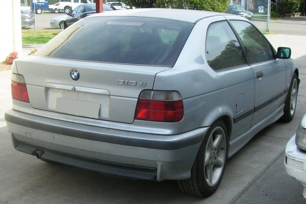 1998 BMW 318 TI  2 DOOR COUPE | Dismantling Now | Penrith Auto Recyclers are dismantling major brand cars right now! We offer fully tested second hand, used car parts and genuine or aftermarket products for most of the major brands. (../../dc/gallery/A00132_B.jpg)