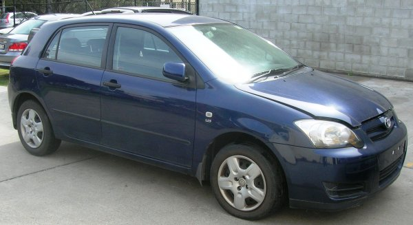 2006 TOYOTA COROLLA HATCH LOW KMS | Dismantling Now | Penrith Auto Recyclers are dismantling major brand cars right now! We offer fully tested second hand, used car parts and genuine or aftermarket products for most of the major brands. (../../dc/gallery/A00133_D.jpg)