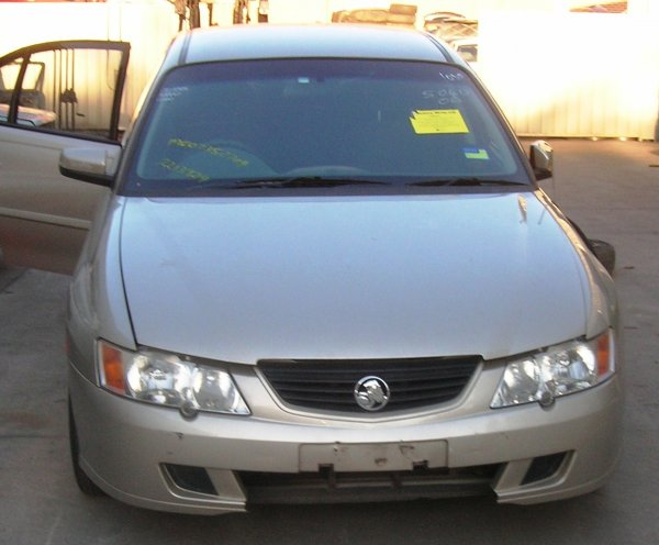 2003 VY COMMODORE LOW KMS | Dismantling Now | Penrith Auto Recyclers are dismantling major brand cars right now! We offer fully tested second hand, used car parts and genuine or aftermarket products for most of the major brands. (../../dc/gallery/A00142_A.jpg)