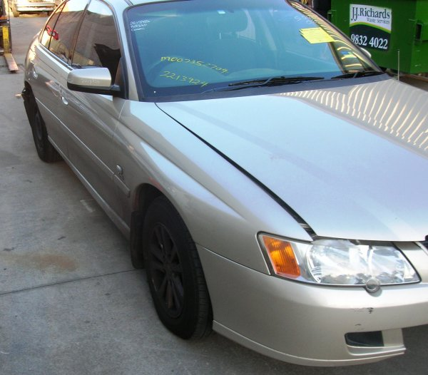 2003 VY COMMODORE LOW KMS | Dismantling Now | Penrith Auto Recyclers are dismantling major brand cars right now! We offer fully tested second hand, used car parts and genuine or aftermarket products for most of the major brands. (../../dc/gallery/A00142_D.jpg)