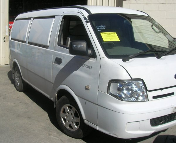 2005 KIA PREGIO VAN LOW KMS | Dismantling Now | Penrith Auto Recyclers are dismantling major brand cars right now! We offer fully tested second hand, used car parts and genuine or aftermarket products for most of the major brands. (../../dc/gallery/A00144_C.jpg)