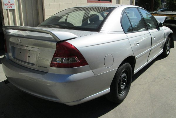 2005 VZ COMMODORE 90,000 KMS | Dismantling Now | Penrith Auto Recyclers are dismantling major brand cars right now! We offer fully tested second hand, used car parts and genuine or aftermarket products for most of the major brands. (../../dc/gallery/A00164_D_1.jpg)