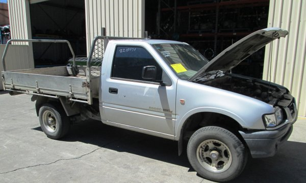 2001 HOLDEN RODEO V6 LOW KMS | Dismantling Now | Penrith Auto Recyclers are dismantling major brand cars right now! We offer fully tested second hand, used car parts and genuine or aftermarket products for most of the major brands. (../../dc/gallery/A00175_C.jpg)