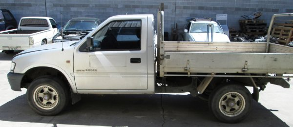 2001 HOLDEN RODEO V6 LOW KMS | Dismantling Now | Penrith Auto Recyclers are dismantling major brand cars right now! We offer fully tested second hand, used car parts and genuine or aftermarket products for most of the major brands. (../../dc/gallery/A00175_D.jpg)