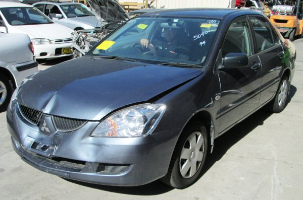 2003 LANCER SEDAN 71000KMS | Dismantling Now | Penrith Auto Recyclers are dismantling major brand cars right now! We offer fully tested second hand, used car parts and genuine or aftermarket products for most of the major brands. (../../dc/gallery/A00176_B.jpg)