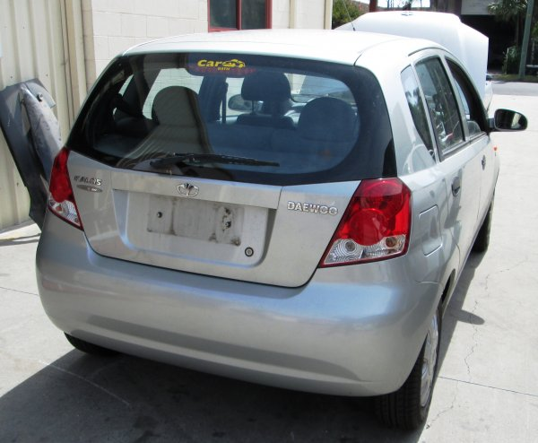 2003 DAEWOO KALOS HATCH | Dismantling Now | Penrith Auto Recyclers are dismantling major brand cars right now! We offer fully tested second hand, used car parts and genuine or aftermarket products for most of the major brands. (../../dc/gallery/A00180_B.jpg)