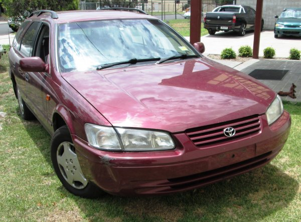 1999 TOYOTA CAMRY WAGON | Dismantling Now | Penrith Auto Recyclers are dismantling major brand cars right now! We offer fully tested second hand, used car parts and genuine or aftermarket products for most of the major brands. (../../dc/gallery/A00201_A.jpg)