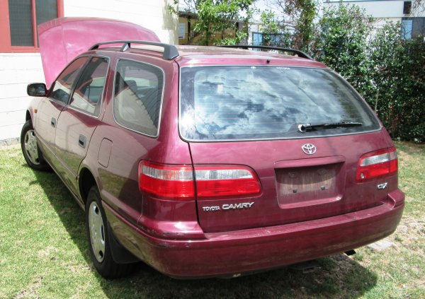 1999 TOYOTA CAMRY WAGON | Dismantling Now | Penrith Auto Recyclers are dismantling major brand cars right now! We offer fully tested second hand, used car parts and genuine or aftermarket products for most of the major brands. (../../dc/gallery/A00201_C.jpg)