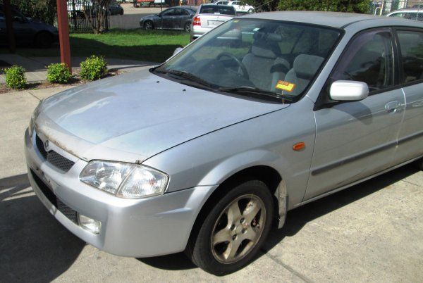 2001 MAZDA ASTINA | Dismantling Now | Penrith Auto Recyclers are dismantling major brand cars right now! We offer fully tested second hand, used car parts and genuine or aftermarket products for most of the major brands. (../../dc/gallery/A00224_B.jpg)
