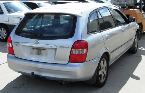 2001 MAZDA ASTINA | Dismantling Now | Penrith Auto Recyclers are dismantling major brand cars right now! We offer fully tested second hand, used car parts and genuine or aftermarket products for most of the major brands. (../../dc/gallery/A00224_C_1.jpg)