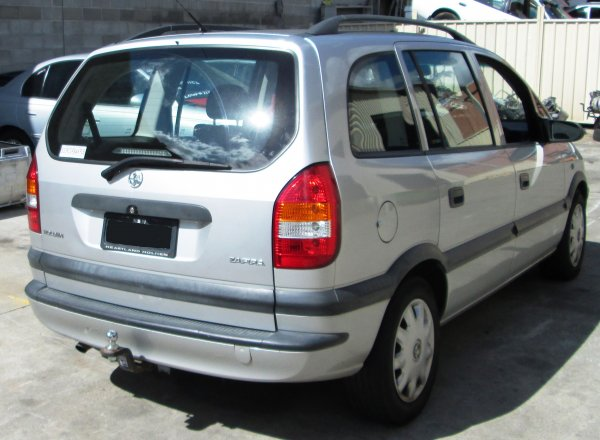 2002 HOLDEN ZAFIRA | Dismantling Now | Penrith Auto Recyclers are dismantling major brand cars right now! We offer fully tested second hand, used car parts and genuine or aftermarket products for most of the major brands. (../../dc/gallery/A00226_B.jpg)