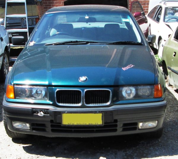 1996 BMW 318I  LEATHER TRIM | Dismantling Now | Penrith Auto Recyclers are dismantling major brand cars right now! We offer fully tested second hand, used car parts and genuine or aftermarket products for most of the major brands. (../../dc/gallery/A00232_A.jpg)