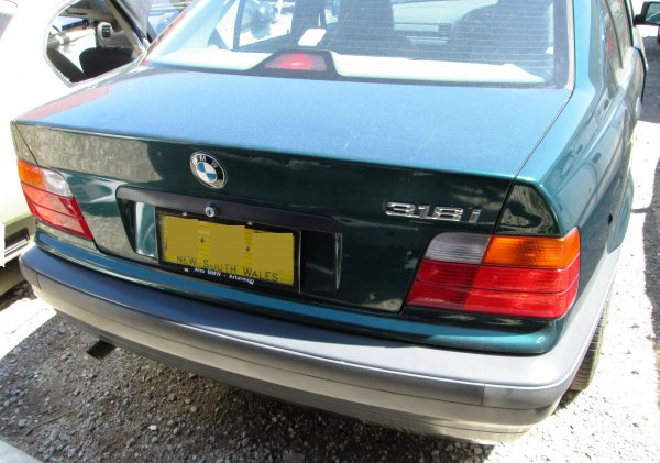 1996 BMW 318I  LEATHER TRIM | Dismantling Now | Penrith Auto Recyclers are dismantling major brand cars right now! We offer fully tested second hand, used car parts and genuine or aftermarket products for most of the major brands. (../../dc/gallery/A00232_D.jpg)