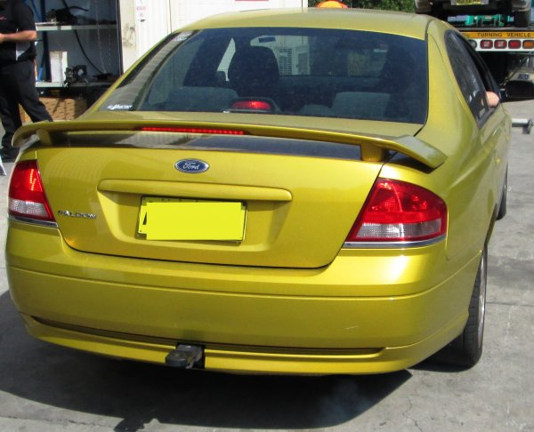 2004 BA FALCON LOW KMS | Dismantling Now | Penrith Auto Recyclers are dismantling major brand cars right now! We offer fully tested second hand, used car parts and genuine or aftermarket products for most of the major brands. (../../dc/gallery/A00244_D.jpg)