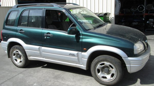 1999 SUZUKI GRAND VITARA | Dismantling Now | Penrith Auto Recyclers are dismantling major brand cars right now! We offer fully tested second hand, used car parts and genuine or aftermarket products for most of the major brands. (../../dc/gallery/A00245_B.jpg)