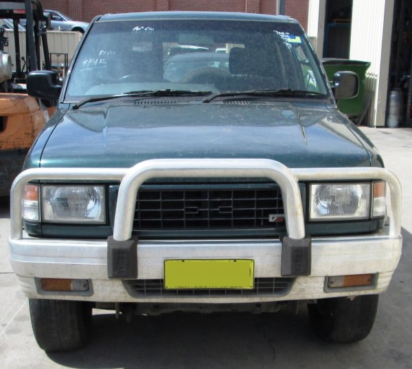 1996 HOLDEN JACKAROO 4WD | Dismantling Now | Penrith Auto Recyclers are dismantling major brand cars right now! We offer fully tested second hand, used car parts and genuine or aftermarket products for most of the major brands. (../../dc/gallery/A00246_A.jpg)