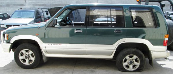 1996 HOLDEN JACKAROO 4WD | Dismantling Now | Penrith Auto Recyclers are dismantling major brand cars right now! We offer fully tested second hand, used car parts and genuine or aftermarket products for most of the major brands. (../../dc/gallery/A00246_B.jpg)