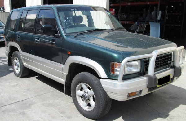 1996 HOLDEN JACKAROO 4WD | Dismantling Now | Penrith Auto Recyclers are dismantling major brand cars right now! We offer fully tested second hand, used car parts and genuine or aftermarket products for most of the major brands. (../../dc/gallery/A00246_C.jpg)
