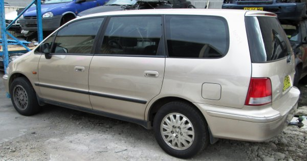 1998 HONDA ODYSSEY | Dismantling Now | Penrith Auto Recyclers are dismantling major brand cars right now! We offer fully tested second hand, used car parts and genuine or aftermarket products for most of the major brands. (../../dc/gallery/A00254_B_1.jpg)