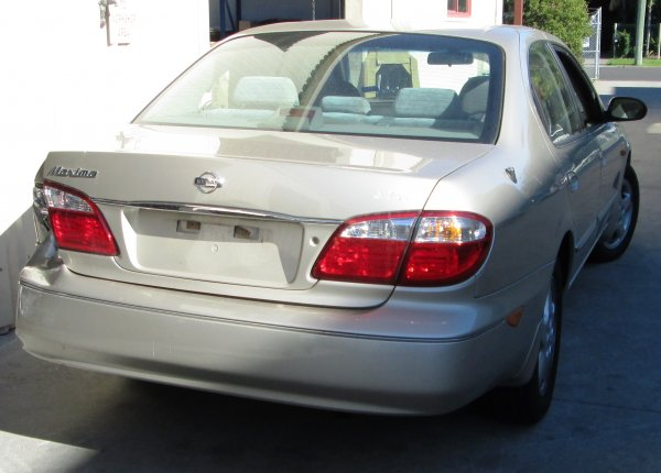 2001 NISSAN MAXIMA | Dismantling Now | Penrith Auto Recyclers are dismantling major brand cars right now! We offer fully tested second hand, used car parts and genuine or aftermarket products for most of the major brands. (../../dc/gallery/A00266_D.jpg)