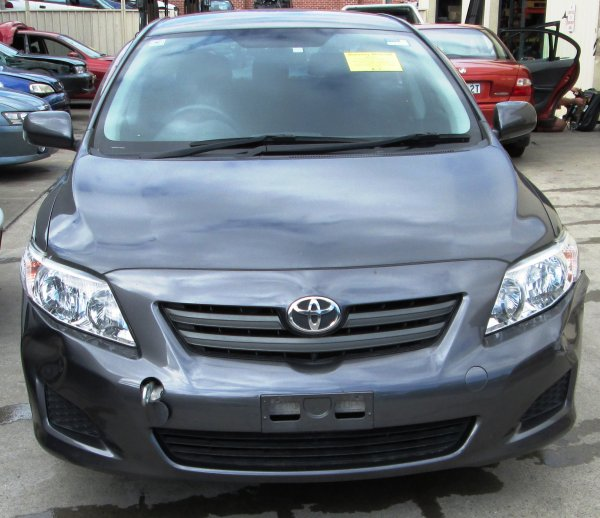 2008 COROLLA SEDAN LOW KMS 70,000 | Dismantling Now | Penrith Auto Recyclers are dismantling major brand cars right now! We offer fully tested second hand, used car parts and genuine or aftermarket products for most of the major brands. (../../dc/gallery/A00272_A_1.jpg)