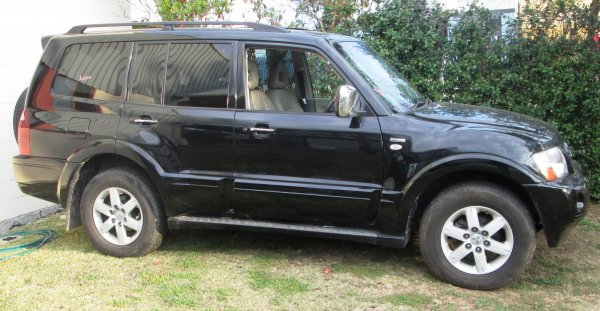 2005 MITSUBISHI PAJERO EXCEED  LOW KMS | Dismantling Now | Penrith Auto Recyclers are dismantling major brand cars right now! We offer fully tested second hand, used car parts and genuine or aftermarket products for most of the major brands. (../../dc/gallery/A00300_B.jpg)