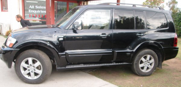 2005 MITSUBISHI PAJERO EXCEED  LOW KMS | Dismantling Now | Penrith Auto Recyclers are dismantling major brand cars right now! We offer fully tested second hand, used car parts and genuine or aftermarket products for most of the major brands. (../../dc/gallery/A00300_D.jpg)