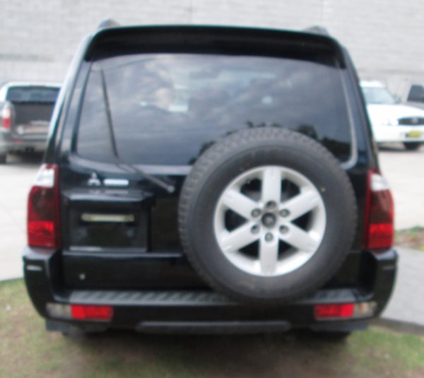 2005 MITSUBISHI PAJERO EXCEED  LOW KMS | Dismantling Now | Penrith Auto Recyclers are dismantling major brand cars right now! We offer fully tested second hand, used car parts and genuine or aftermarket products for most of the major brands. (../../dc/gallery/A00300_E.jpg)