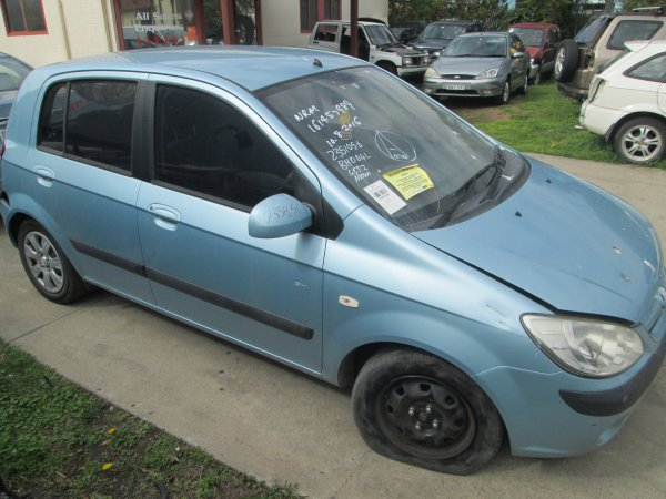 2007 HYUNDAI GETZ MAN | Dismantling Now | Penrith Auto Recyclers are dismantling major brand cars right now! We offer fully tested second hand, used car parts and genuine or aftermarket products for most of the major brands. (../../dc/gallery/CARS_1209_015.jpg)