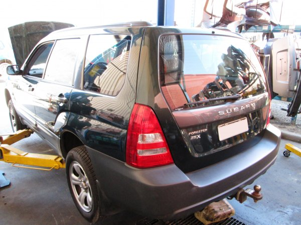 2004 SUBARU FORESTER | Dismantling Now | Penrith Auto Recyclers are dismantling major brand cars right now! We offer fully tested second hand, used car parts and genuine or aftermarket products for most of the major brands. (../../dc/gallery/FOR2.jpg)