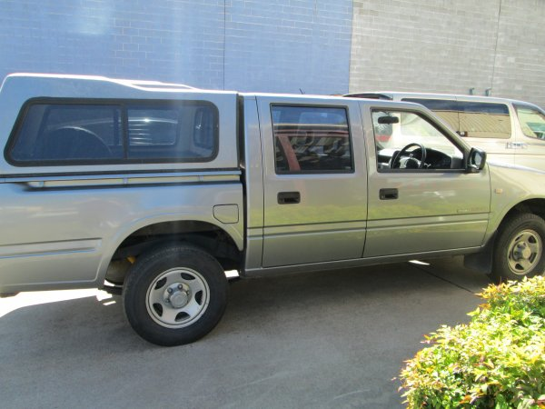 2002 HOLDEN RODEO V6 LOW KM | Dismantling Now | Penrith Auto Recyclers are dismantling major brand cars right now! We offer fully tested second hand, used car parts and genuine or aftermarket products for most of the major brands. (../../dc/gallery/IMG_3197.jpg)