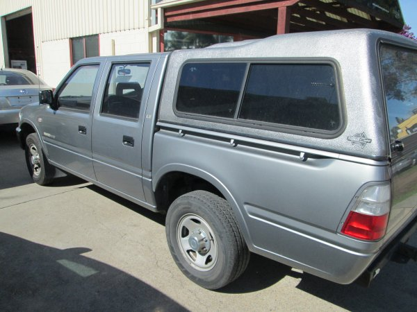 2002 HOLDEN RODEO V6 LOW KM | Dismantling Now | Penrith Auto Recyclers are dismantling major brand cars right now! We offer fully tested second hand, used car parts and genuine or aftermarket products for most of the major brands. (../../dc/gallery/IMG_3200.jpg)