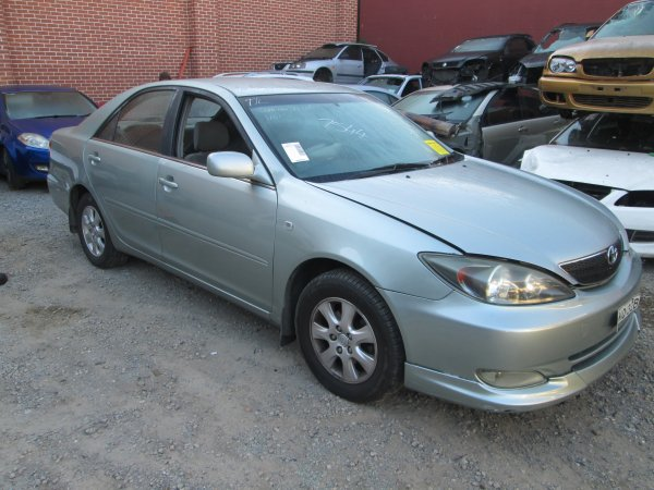 2005 TOYOTA CAMRY AUTO 2.4 | Dismantling Now | Penrith Auto Recyclers are dismantling major brand cars right now! We offer fully tested second hand, used car parts and genuine or aftermarket products for most of the major brands. (../../dc/gallery/PAR_STOCK_140219_002.jpg)