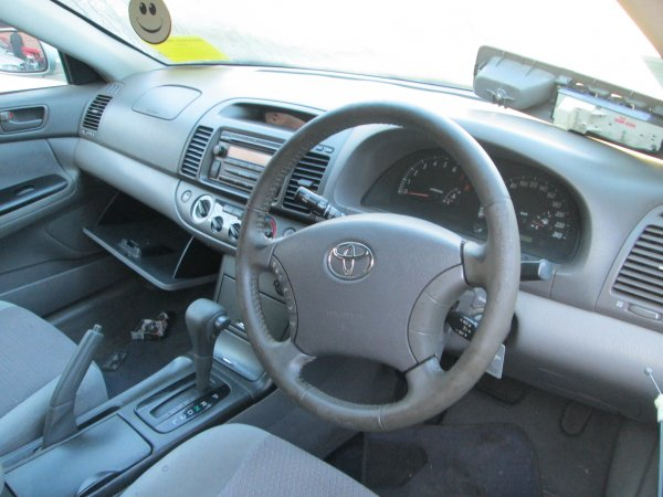 2005 TOYOTA CAMRY AUTO 2.4 | Dismantling Now | Penrith Auto Recyclers are dismantling major brand cars right now! We offer fully tested second hand, used car parts and genuine or aftermarket products for most of the major brands. (../../dc/gallery/PAR_STOCK_140219_003.jpg)