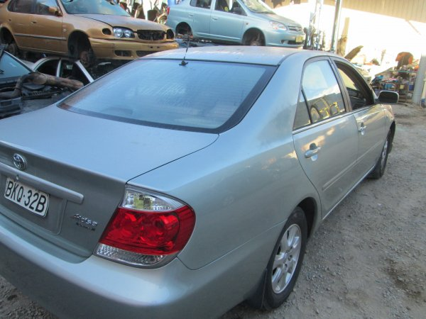 2005 TOYOTA CAMRY AUTO 2.4 | Dismantling Now | Penrith Auto Recyclers are dismantling major brand cars right now! We offer fully tested second hand, used car parts and genuine or aftermarket products for most of the major brands. (../../dc/gallery/PAR_STOCK_140219_005.jpg)