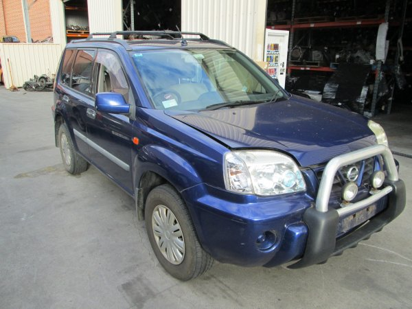 2003 NISSAN XTRAIL | Dismantling Now | Penrith Auto Recyclers are dismantling major brand cars right now! We offer fully tested second hand, used car parts and genuine or aftermarket products for most of the major brands. (../../dc/gallery/PAR_WEBSITE_CARS_001_1.jpg)