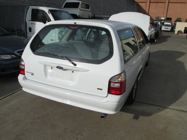 2006 BF FALCON WAGON GAS | Dismantling Now | Penrith Auto Recyclers are dismantling major brand cars right now! We offer fully tested second hand, used car parts and genuine or aftermarket products for most of the major brands. (../../dc/gallery/PAR_WEBSITE_CARS_002.jpg)