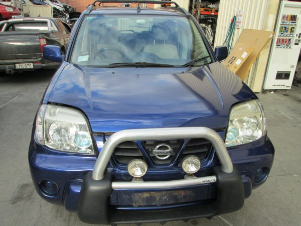 2003 NISSAN XTRAIL | Dismantling Now | Penrith Auto Recyclers are dismantling major brand cars right now! We offer fully tested second hand, used car parts and genuine or aftermarket products for most of the major brands. (../../dc/gallery/PAR_WEBSITE_CARS_002_1.jpg)