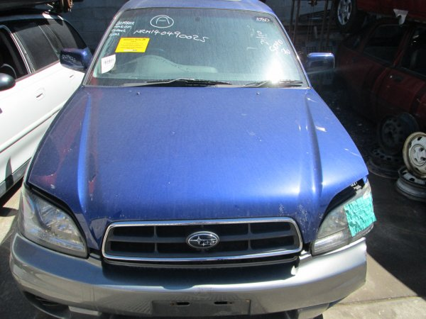 2003 SUBARU OUTBACK LOW KMS | Dismantling Now | Penrith Auto Recyclers are dismantling major brand cars right now! We offer fully tested second hand, used car parts and genuine or aftermarket products for most of the major brands. (../../dc/gallery/PAR_WEBSITE_CARS_002_5.jpg)