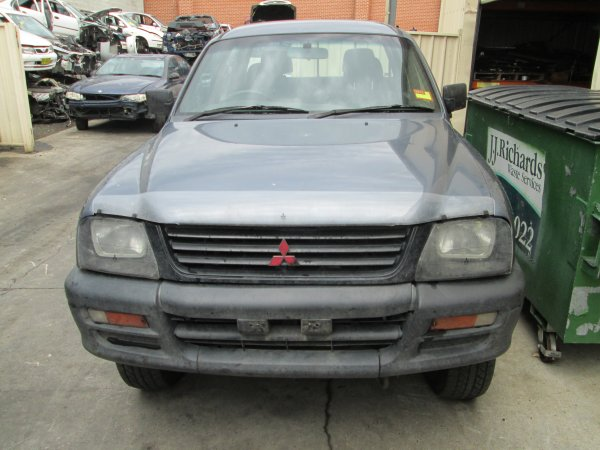 2001 MITSUBISHI TRITON 4WD | Dismantling Now | Penrith Auto Recyclers are dismantling major brand cars right now! We offer fully tested second hand, used car parts and genuine or aftermarket products for most of the major brands. (../../dc/gallery/PAR_WEBSITE_CARS_002_6.jpg)
