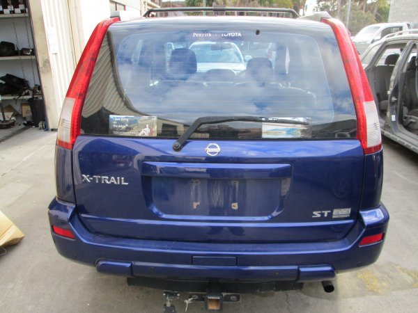 2003 NISSAN XTRAIL | Dismantling Now | Penrith Auto Recyclers are dismantling major brand cars right now! We offer fully tested second hand, used car parts and genuine or aftermarket products for most of the major brands. (../../dc/gallery/PAR_WEBSITE_CARS_003.jpg)