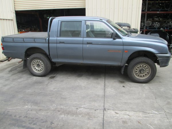 2001 MITSUBISHI TRITON 4WD | Dismantling Now | Penrith Auto Recyclers are dismantling major brand cars right now! We offer fully tested second hand, used car parts and genuine or aftermarket products for most of the major brands. (../../dc/gallery/PAR_WEBSITE_CARS_003_4.jpg)
