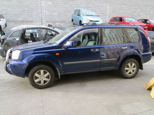 2003 NISSAN XTRAIL | Dismantling Now | Penrith Auto Recyclers are dismantling major brand cars right now! We offer fully tested second hand, used car parts and genuine or aftermarket products for most of the major brands. (../../dc/gallery/PAR_WEBSITE_CARS_004_1.jpg)