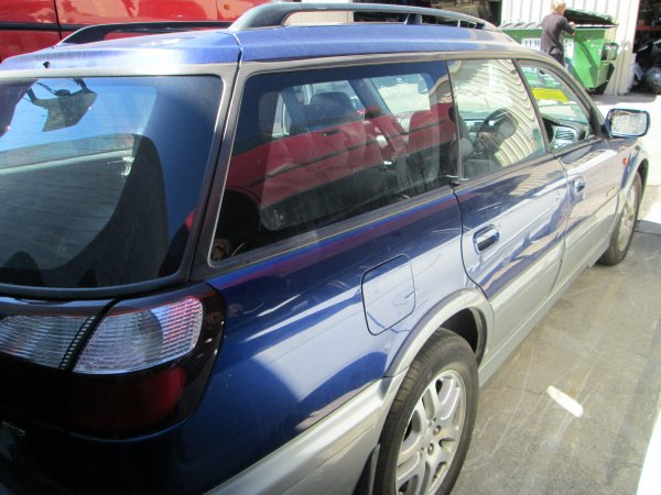 2003 SUBARU OUTBACK LOW KMS | Dismantling Now | Penrith Auto Recyclers are dismantling major brand cars right now! We offer fully tested second hand, used car parts and genuine or aftermarket products for most of the major brands. (../../dc/gallery/PAR_WEBSITE_CARS_004_5.jpg)